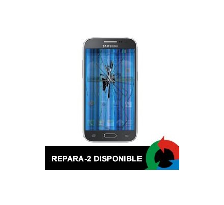 Cambio Display Samsung Galaxy Alpha Dorado