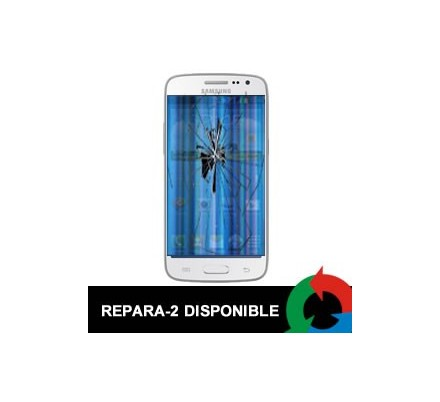 Cambio Display Samsung Galaxy Alpha Plata