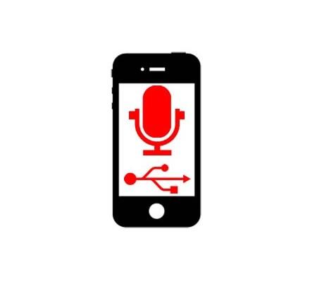 Cambio Conector Carga y Micrófono Samsung Alpha