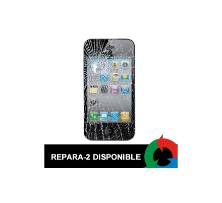 Cambio Display Ipod Touch 4 Negro