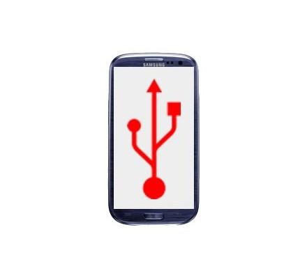 Cambio Conector Carga Samsung Galaxy S3