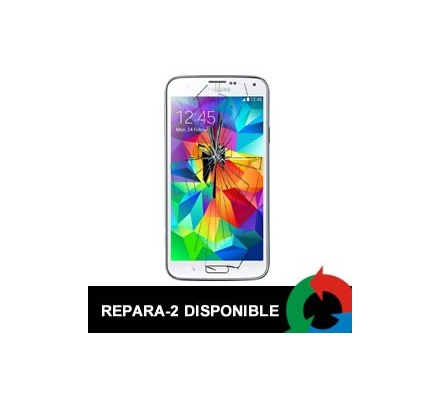 Cambio Display Samsung Galaxy S6 Edge Blanco