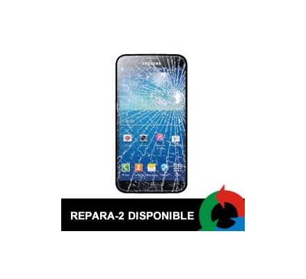 Cambio Display Samsung Galaxy S6 Edge Negro