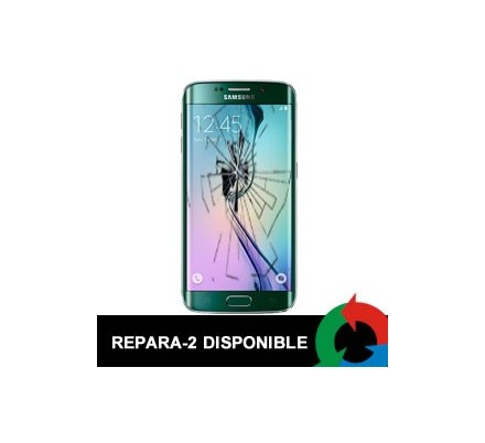 Cambio Display Samsung Galaxy S6 Edge Verde
