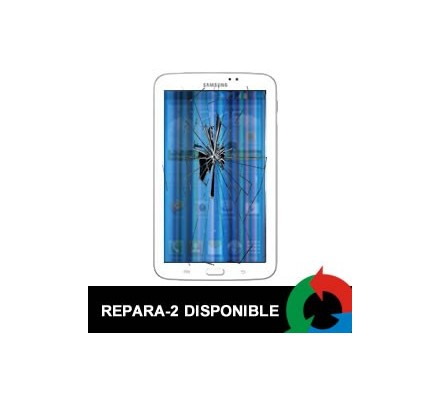 "Cambio Display Samsung Galaxy Tab 4 10.1"" Blanca"