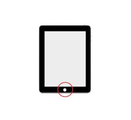 "Cambio Botón Home Samsung Galaxy Tab 4 10.1"""