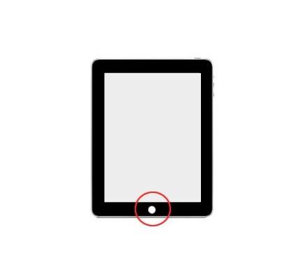 "Cambio Botón Home Samsung Galaxy Tab 3 10.1"""