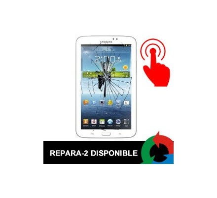 "Cambio Display Samsung Galaxy Tab 10.1"" Blanca"