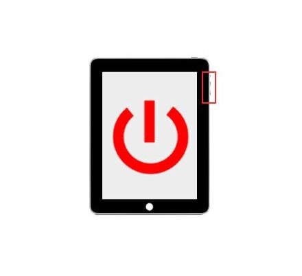 """Cambio Botón Encendido Samsung Galaxy Tab 10.1"""""""