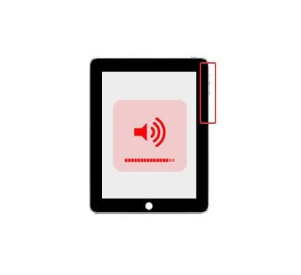 """Cambio Control Volumen Samsung Galaxy Tab 10.1"""""""