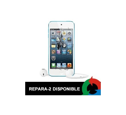 Cambio Display Ipod Touch 5 Blanco