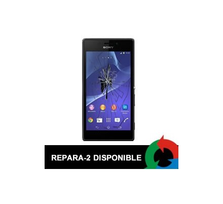 Cambio Display Xperia E3 Negro