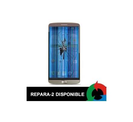 Cambio Display Completo LG Leon Dorado