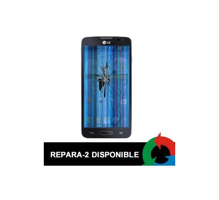 Cambio Display Completo LG G Flex Negro
