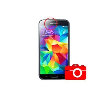 Cambio Cámara Frontal Samsung Galaxy S5 Mini