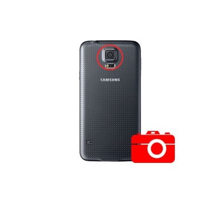 Cambio Cámara Trasera Samsung Galaxy S5 Mini