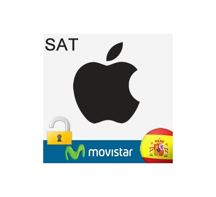 Liberar Iphone Movistar (SAT)