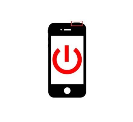 """Cambio Botón Encendido Xiaomi Mi Note 5.7"""""""