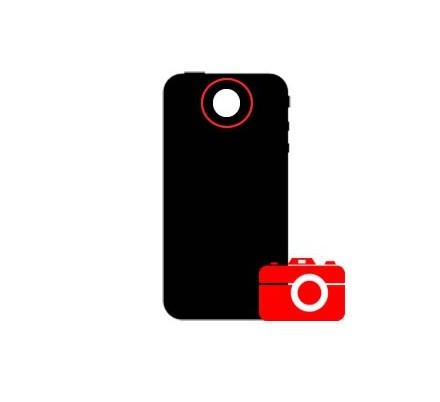 Cambio Cámara Trasera Xiaomi Mi4
