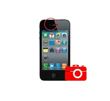 Cambio Cámara Frontal Iphone 4
