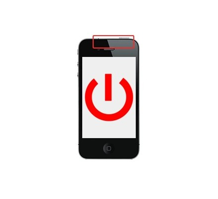 Cambio Botón Encendido y Sensor Proximidad  Iphone 4
