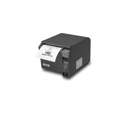 EPSON TM-T70II USB-SERIE BLACK