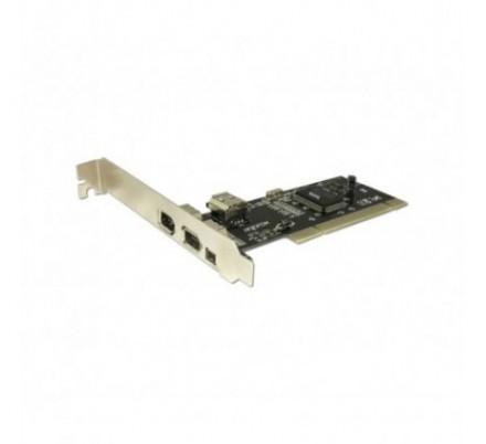 ADAPTADOR PCI 3 P. FIREWIRE APPROX