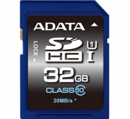 SECURE DIGITAL HC 32 GB CLASE10 ADATA