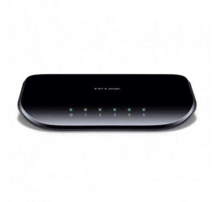 TP-LINK SWITCH 5 PUERTOS 10/100/1Gbit