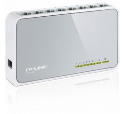TP-LINK SWITCH 8 PUERTOS 10/100