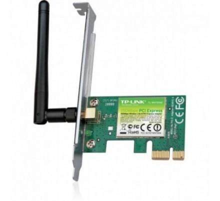 TP-LINK WIRELESS PCI-E 150 Mbps.