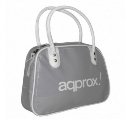 BOLSO RETRO NETBOOK 10.2''APPROX SILVER