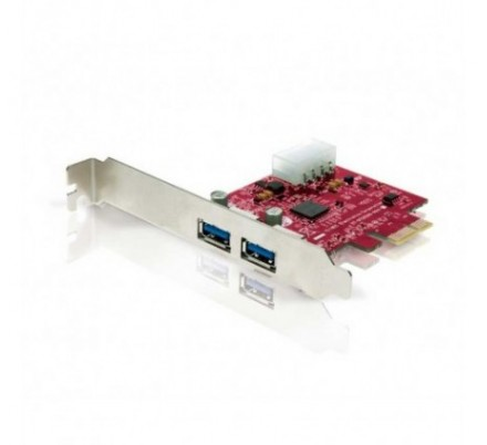 CONCEPTRONIC ADAPTADOR PCI-E 2 P. USB 3.0