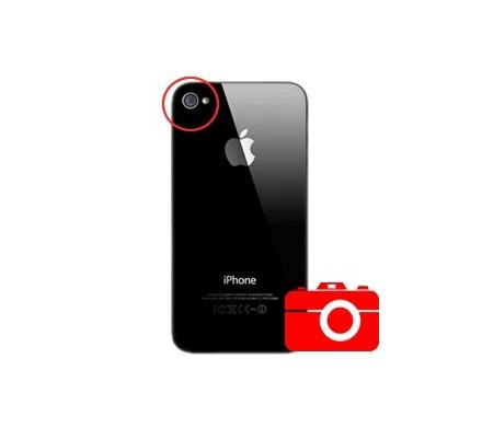 Cambio Cámara Trasera Iphone 4S