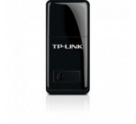 TP-LINK WIRELESS N Mini USB 300Mbps.