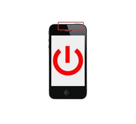 Cambio Botón Encendido y Sensor Proximidad  Iphone 4S