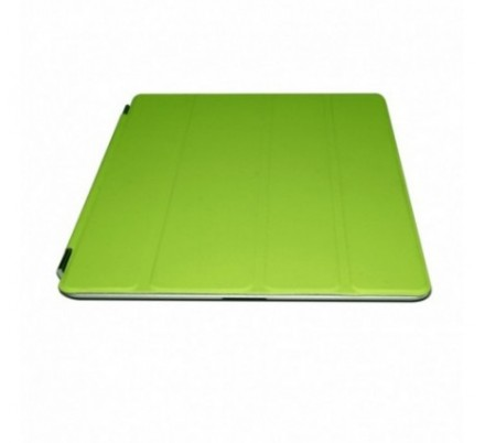 PROTECTOR + SOPORTE IPAD2/NEW IPAD GREEN APPROX