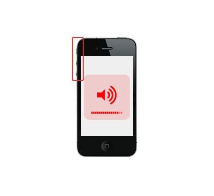Cambio Control Volumen y Silencio Iphone 4S