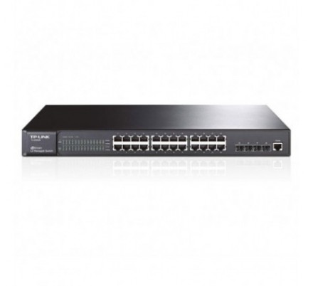 TP-LINK JETSTREAM FULL SWITCH 24 PORT 10/100/1Gbit RACK