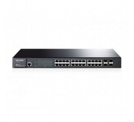 TP-LINK JETSTREAM LITE SWITCH 24 PORT 10/100/1Gbit RACK