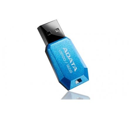 USB DISK 8 GB UV100 AZUL ADATA