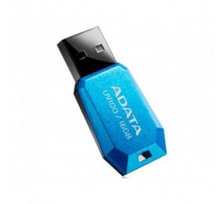 USB DISK 16 GB UV100 AZUL ADATA
