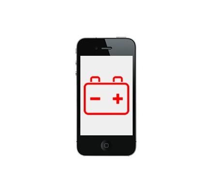 Cambio Conector Bateria Iphone 4S