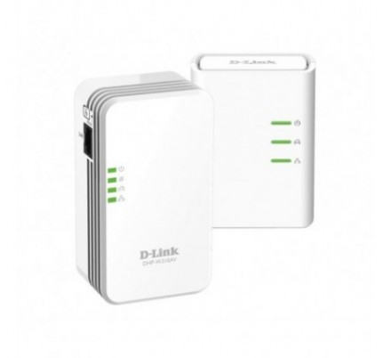 D-LINK POWERLINE ETH 500Mbps. W310AV + 308AV WIFI