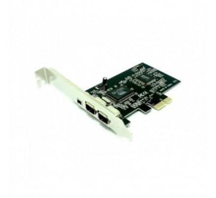 ADAPTADOR PCI-E 3 P. FIREWIRE APPROX