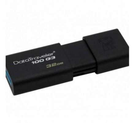 USB DISK 32 GB DT100G3 USB 3.0 KINGSTON
