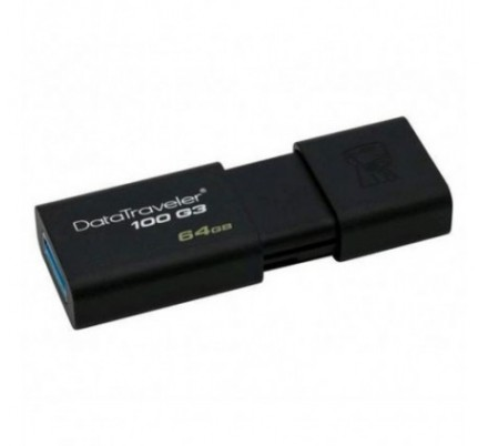 USB DISK 64 GB DT100G3 USB 3.0 KINGSTON