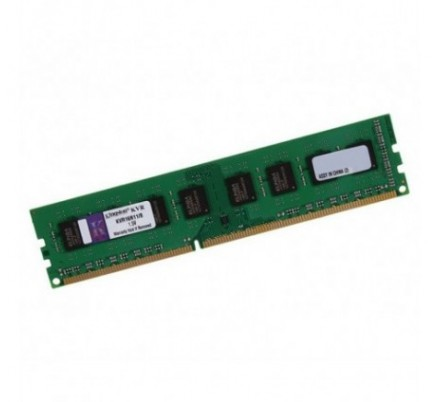 DDR III 8 GB 1600 Mhz. KINGSTON