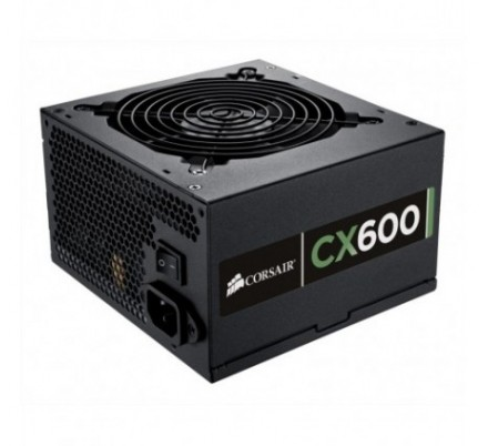 FUENTE ALIM. CORSAIR BUILDER CX 80+ BRONZE 600W