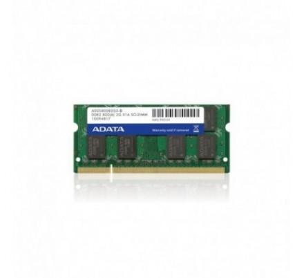 DDR II 2 GB 800 Mhz. SODIMM ADATA